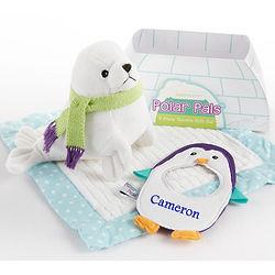 Polar Pals Tundra Gift Set