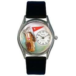 Golf Bag Miniatures Watch