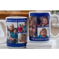 6 Photo Coffee Mug