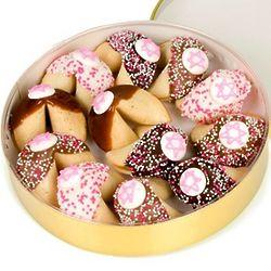 Bat Mitzvah Wheel of Fortune Cookies