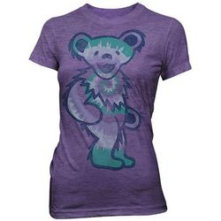 Lady's Grateful Dead Bear T-Shirt