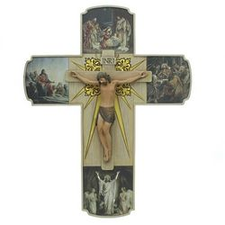Life of Christ Cross