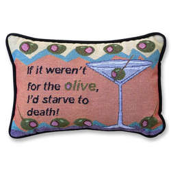 Olive Diet Pillow