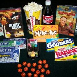Basketball Movie Night Package with DVD