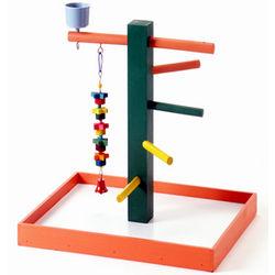 Parrot Big Steps Tabletop Playpen