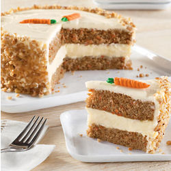 Carrot Cake Specialty Cheesecake