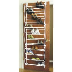Over-The-Door Shoe Rack