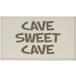 Cave Sweet Cave Plaque
