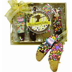 Birthday Biscotti Gift Box