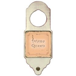 Drama Queen Door Hanger