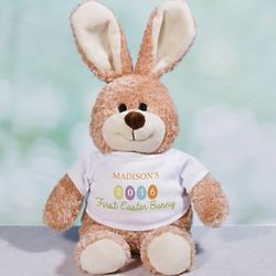 """Personalized 24"""" My First Easter Bunny"""