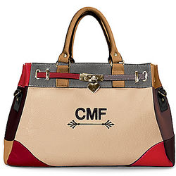 My Personal Style Women's Monogrammed Handbag