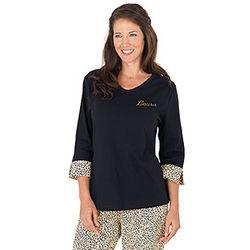 Leopard Lounge Pajamas