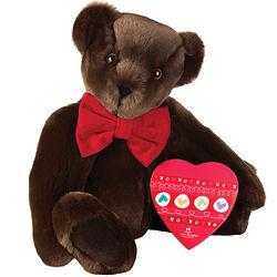 """20"""" Chocolate Lover Teddy Bear"""