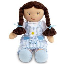Personalized Hispanic Big Sister Doll
