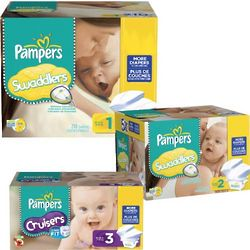 3 Month Diaper and Wipes Delivery