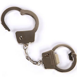 Handcuff Bottle Opener Key Ring