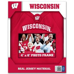 Wisconsin Badgers Picture Frame