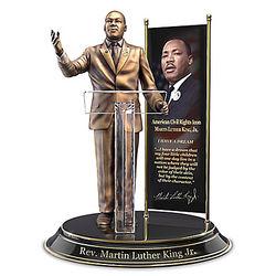 Rev. Martin Luther King Jr. Commemorative Sculpture