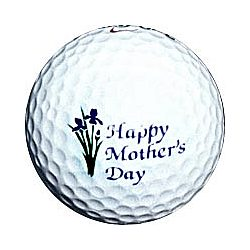 Mother's Day Golf Ball