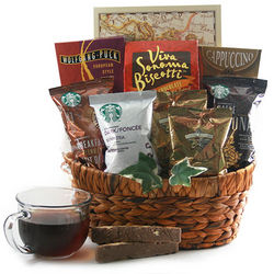 Daily Grind Coffee Gift Basket