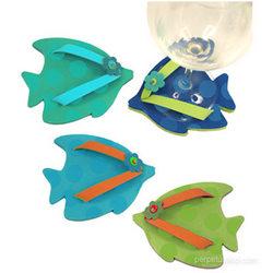 Tanked Fish Coasters