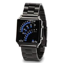 TriArch LED Watch