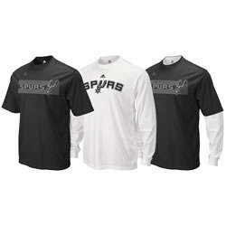 San Antonio Spurs Short Sleeve and Long Sleeve T-Shirts
