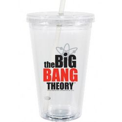 Big Bang Theory Tumbler Cup