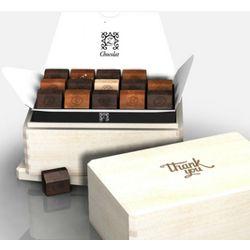 Thank You Sunshine Box of Chocolates