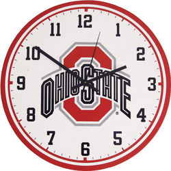 Collegiate Wall Clock