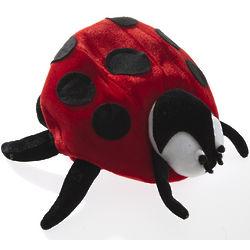 Red Ladybug Hat