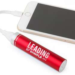 Leading by Example Cell Phone Power Bank