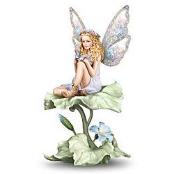 Lena Liu Delicate Encounter Fairy Figurine