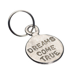 Dreams Come True Key Ring