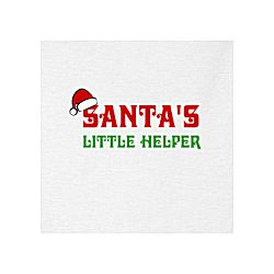 Santa's Little Helper Baby T-Shirt