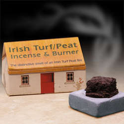 Irish Turf and Burner