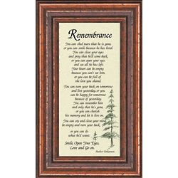 Remembrance of a Male Sympathy Poem