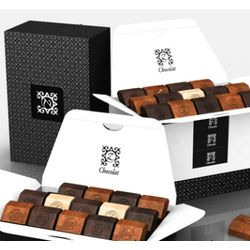 zBox 60 French Chocolates Gift Box