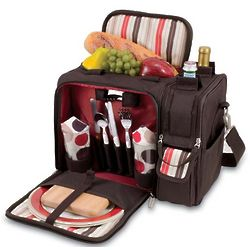 Malibu Insulated Picnic Cooler for Two