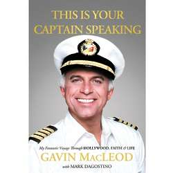 This is Your Captain Speaking - Signed Hardcover Book
