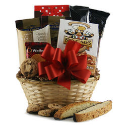 Hidden Treasures Cookie Gift Basket