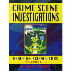 Crime Scene Investigations Book