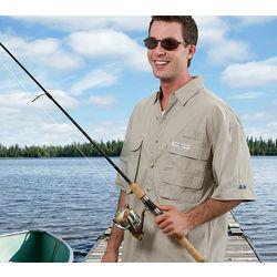 Personalized Fishing Shirts with Monogram