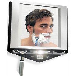 Fogless Lighted Shaving Mirror
