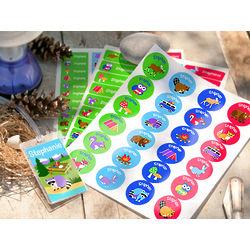 Children's Waterproof Camp Label Kit