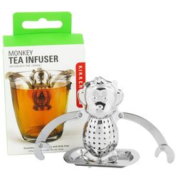 Stainless Steel Tea Infuser Monkey