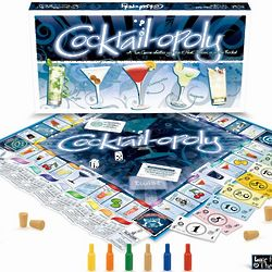 Cocktail-opoly Board Game