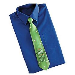 Personalized Top 10 Best Golfers Tie