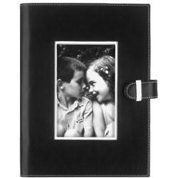 Black White Photo Frame Organizer